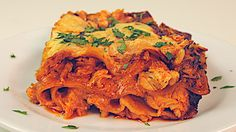 Butter Chicken Lasagna - Twisted