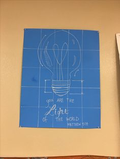 How to make blueprints for under 1 maker fun factory vbs engineer print light of the world matthew 514 verse vbs maker malvernweather Choice Image