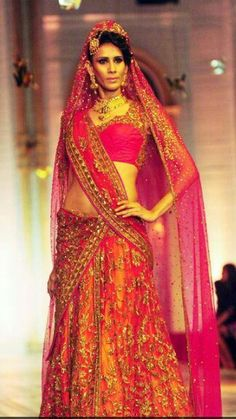 Bridal wear - Neeta Lulla