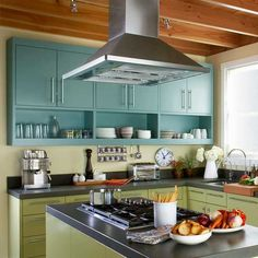 Kitchen Island Exhaust Hoods island cooktop | island hood over wolf range top | remodel ideas