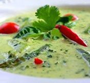 Vegetarian Thai Green Coconut Curry (Vegan)- Acutally just made this and it is AMAZING. For all those who are sick of the bottled paste versions.