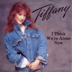 I was a HUGE Tiffany fan. I remeber opening my cassette tape on Christmas. My brother had stuck it in a box of bricks.