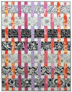 Introducing a New Pattern: Interweave