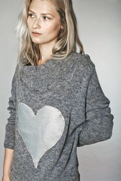 Hey, I found this really awesome Etsy listing at https://www.etsy.com/listing/205176627/new-silver-heart-bat-sleeve-oversized