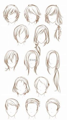 Drawing Hairstyles 593560425878080603 - hairstyles drawing reference ~ hairstyles drawing reference ` hairstyles drawing reference female ` hairstyles drawing reference sketch Source by anakinpf Hair Reference, Drawing Reference Poses, Drawing Poses, Drawing Tips, Drawing Tutorials, Gesture Drawing, Painting Tutorials, Drawing Art, Anime Hair Drawing