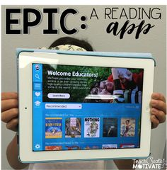 Have you heard of the app Epic? Oh my GOODNESS! It is by far now one of my favorite apps for the classroom! Not only is it free (hey hey!!), my students LOVE it. I mean L-O-V-E! What it is is a major hub for a TON of free books your students can read and …