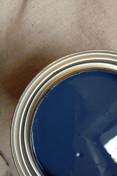 Benjamin Moore Newburyport Blue Paint