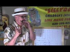 Harmonica Lesson #2 For Beginners - http://www.blog.howtoplaytheharmonica.org/uncategorized/harmonica-lesson-2-for-beginners