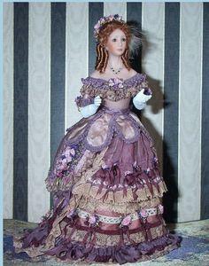 Stacy Hofman doll