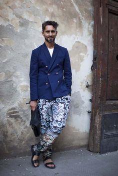 They Are Wearing: Kubavision, the Best from Men's Fashion Week - Slideshow