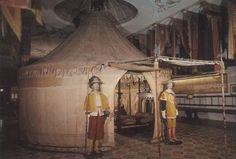 Spanish tent - 1517