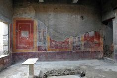 Pompeya La Casa de Fabius Amandio. Pompeya abre al público 6 nuevas 'domus' · National Geographic en español. · Actualidad