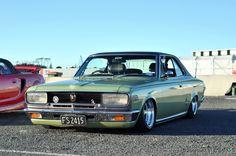 Japan Motors Culture | Toyota Crown coupé (MS51) ...