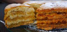 Absolutně fantastický hrnkový jablečník: Bez vajec, bez krému a chutná jako krémový zákusek! – receptjidlo Apple Pie, Cornbread, Cheesecake, Muffin, Breakfast, Ethnic Recipes, Desserts, Food, Basket