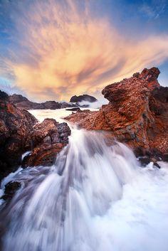 Lighthouse Beach, Port Macquarie, NSW Australia