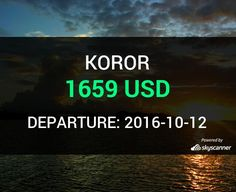 Flight from Dallas to Koror by Korean Air    BOOK NOW >>>
