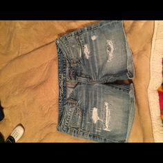 Shorts These shorts are sure to look good on anybody who slips into them American Eagle Outfitters Shorts Jean Shorts