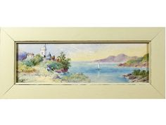 Art Watercolour, Watercolour Painting, Buy Art Online, Uk Online, Scottish Islands, Uk Shop, Watercolours, Online Art Gallery, 19th Century