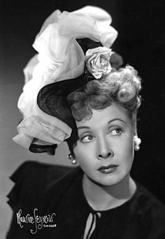 Vivian Vance...too bad she didn't do much acting after the 'I Love Lucy Show'