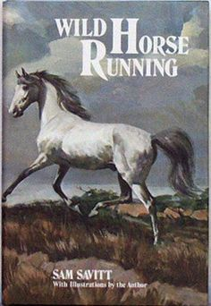Wild Horse Running; loved this book.  checked it out as much as Hotel for Dogs.
