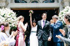 Casamento | Vanuza e Gustavo | Igreja Assunção de Nossa Senhora | São Paulo - SP - Fotos por Ale Borges