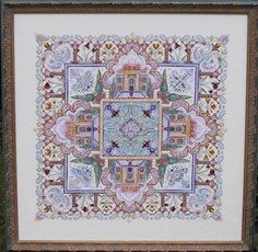 European Cross Stitch - Passione Ricamo