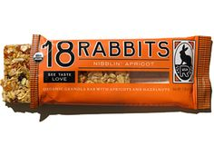 The 5 Healthiest Snack Bars - : Image: Mitch Mandel http://www.fitbie.com/slideshow/5-healthiest-snack-bars