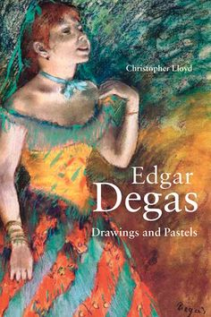 Edgar Degas: Drawings and Pastels by Christopher Lloyd Edgar Degas, Degas Drawings, Paris, Milwaukee Art Museum, Complicated Relationship, Landscape Drawings, Pastel Drawing, Western Art, S Pic