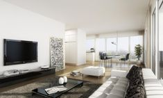 Top moderne 4.5 Zimmer Wohnung in Allschwil zu vermieten.