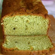 Avocado Pound Cake... i love avocado... but not sure how this would taste...