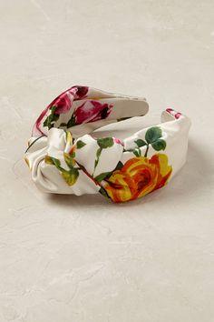 Slide View: 1: Peony Floral Headband