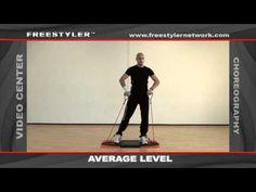 Freestyler Functional dynamics - AverageLevel