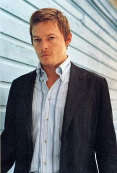 Norman Reedus - oh YES my 50 shades....... da-ang
