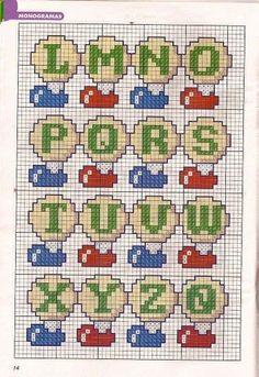 Para los peques... en punto de cruz (pág. 25) | Aprender manualidades es facilisimo.com