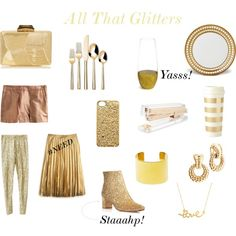 All That Glitters on MinkSunday.com today!