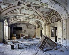 Le déclin de la ville de Détroit par Yves Marchand et Romain Meffre Photo