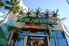 Jimmy Buffets Margaritaville Las Vegas