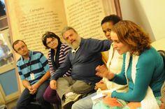 Conversando sobre Clubes de Leitura na Biblioteca Pública de Campinas  19/06/2012