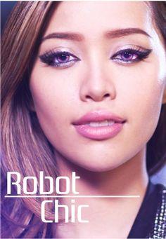 Robot Chic   Michelle Phan Makeup Tutorials