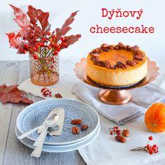 SUGARTOWN: Dýňový cheesecake s karamelovou krustičkou a pekanovými ořechy
