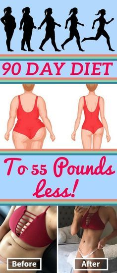 90 Day Diet To 55 Pounds Less #diet #weightloss #healthydiet #nogym