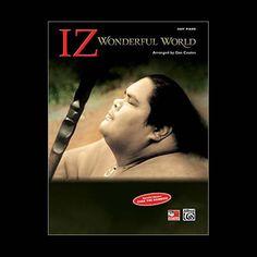IZ Wonderful World Songbook, by Alfred Publishing