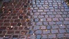 cobblestone concrete mold