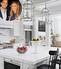 Delicieux Look Inside These Gorgeous Celebrity Kitchens