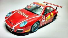 F1 PAPER: Porsche 911 GT3