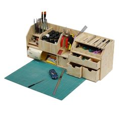 With workbench organizer will always have work area clean and everything you need will always be at hand.