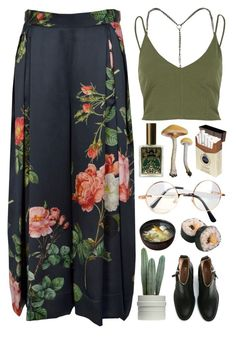 """""""Mossy Boots"""" by soil-and-sky ❤ liked on Polyvore featuring River Island, Retrò and Acne Studios"""