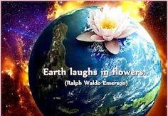 earth+laughs+in+flowers | Earth Laughs In Flowers | Quotespictures.com