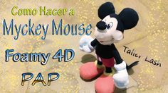Mickey Mouse en Fomy 4d (parte #1)