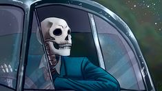 Skulduggery Pleasant - Bentley by jameson9101322.deviantart.com on @DeviantArt